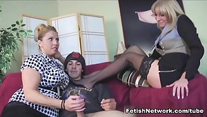 Horny pornstar Jessica Sexxxton in Incredible MILF, Handjobs porn scene