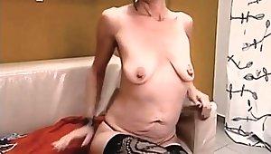 Small Hanging Titties 1