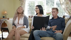 British milf Jasmine Jae gives her buff and takes huge cock in wet yummy be innovative